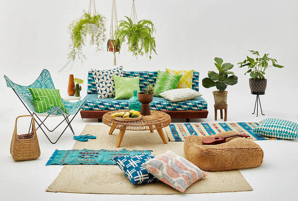 Five local fabric designers on textile trends